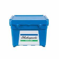 Shakespeare SEAT BOX BLUE * Fishing Tackle Box *