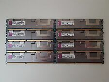 128GB (8x16GB) DDR3 ECC Memory RAM for Dual CPU Apple Mac Pro 4,1 (2009)