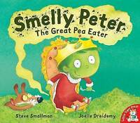 Smelly Peter: The Great Pea Eater by Steve Smallman (Paperback, 2009)