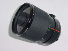 Olympus OM Fit SIGMA 600mm F8 MIRROR TELEPHOTO Multi Coated Manual Focus Lens