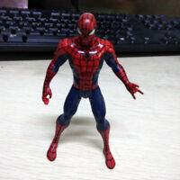 "2012 Spiderman 3.75"" Hasbro Action Figure Toy Spiderman Spider-Man Marvel Comics"