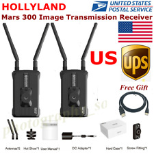 HOLLYLAND Mars 300/300FT Image Wireless HDMI Video Transmission TX&RX DualNewest