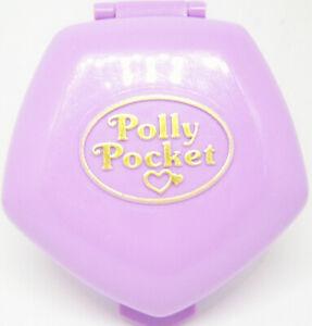 vintage polly pocket slumber party fun set w dolls Bluebird Toys