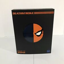 "Mezco One:12 Deathstroke Figure DC Comics ""Free Shipping In The US"""