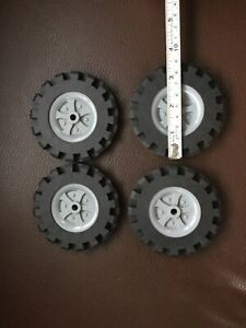 k'nex 4 knex wheels.