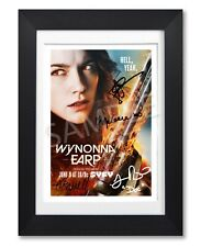 WYNONNA EARP CAST SIGNED POSTER TV SHOW SEASON SERIES PRINT PHOTO AUTOGRAPH GIFT
