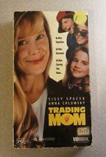 Trading Mom (1993, VHS) Sissy Spacek & Anna Chlumsky , used