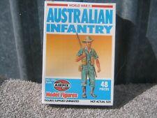 Airfix vintage 1980's HO/OO scale WW2 Australian infantry mint in box!