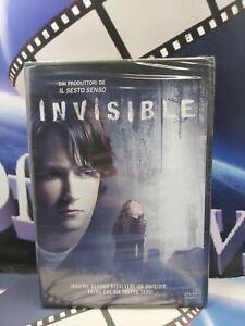 INVISIBLE - DVD (NUOVO SIGILLATO)