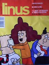 LINUS - Rivista fumetti n°7 2011  [G265]