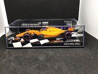 minichamps f1 1/43 F Alonso McLaren MCL33 Canadian GP 300th F1 Race