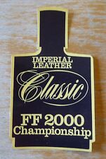 Imperial Leather Classic FF2000 Championship Racing Motorsport Sticker Decal