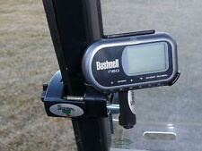 Golf Cart Mount 4 Bushnell Neo and Neo Ghost.  Stop using the cup holder.