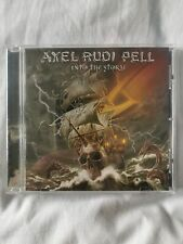 AXEL RUDI PELL INTO THE STORM CD AS NEW