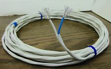 25 feet 12 AWG Twisted Pair Silver Plated Cable speaker wire 37 strands