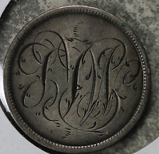 Canada 25 Cent Love Token - You determine letter!!