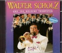 Walter Scholz Musik Trümpfe (1990, und 100 goldene Trompeten) [CD]