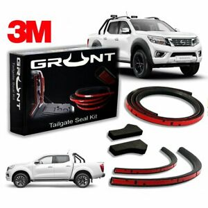 Grunt 4x4 Tailgate Seal Kit for Nissan Navara NP300 (with or without tub liner)