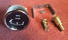 NEW SMITHS CLASSIC TEMPERATURE GAUGE + SENDER , Mini,MG , Kit Car