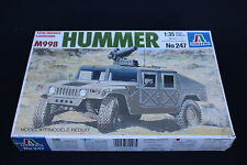 XZ104 ITALERI 1/35 maquette voiture 247 M998  HUMMER tow missile launcher