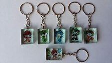 Beijing Olympic 2008 Character Keyrings beibei, Jingjing,huanhuan, Yingyingn Nin