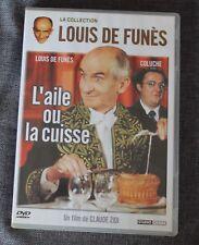 L'aile ou la cuisse - Louis De Funes - Coluche, DVD