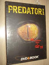 DVD & BOOK DVD  + LIBRO I PREDATORI NATURAL BORN KILLERS BBC ITALIANO ENGLISH