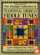 The Phillips Collection of Traditional American Fiddle Tunes Volume 1/New