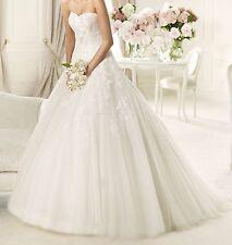 Pronovias Lace A-line Wedding Dresses