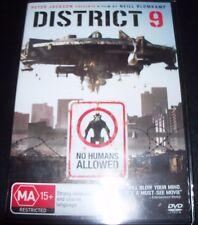 District 9 (Australia Region 4) DVD – New