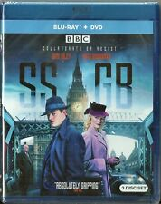 BBC SSGB Blu-ray + DVD (3-Disc Set) Sam Riley Kate Bosworth BRAND NEW