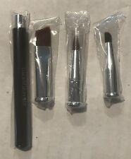 bareMinerals Mini Magnetic Eyeliner Travel Set.  Handle With 3 Brushes & Case
