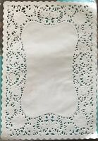 "Paper Lace Placemats 14 1/2 X 10"" Older Dollar Tree New In Package"