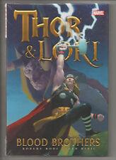 Thor & Loki: Blood Brothers - Esad Ribic Hardcover - (Sealed)