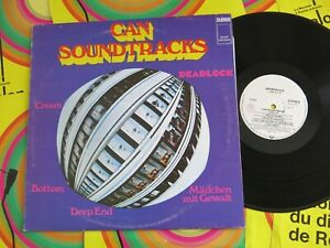 CAN Soundtracks ORIGINAL ITALY LP
