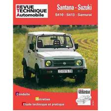 Rta 502.5 Santana Et Suzuki S 410 - Collectif