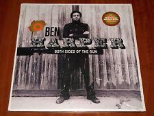 BEN HARPER BOTH SIDES OF THE GUN 2x LP LTD 180g AUDIOPHILE EU VINYL w/POSTER New
