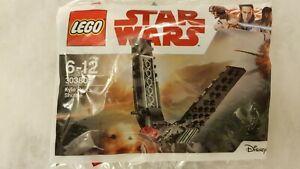 Lego Star Wars Kylo Rens Shuttle Poly Bag Party Bag 30380 Set