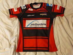 Halbro 2008 Gateshead Newcastle Thunder  Match Player Rugby League Shirt Jersey