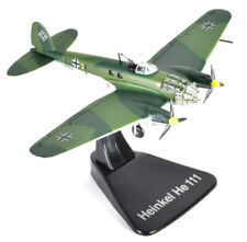 "Heinkel He 111 ""Bombers of WWII"", 1:144 Scale Diecast Model"