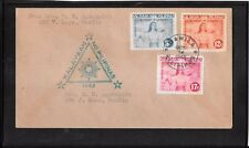 PHILIPPINES 1943 , Japanese occupation censored cover (ref114)