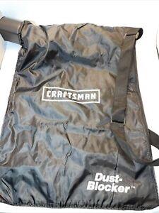 Craftsman Leaf Blower Vacuum Dust Blocker Bag With Shoulder Strap
