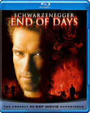 End of Days (1999) Arnold Schwarzenegger | New | Sealed | Blu-ray Region Free