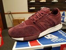 Brand New In Box Men's Running NB New Balance MRL247LR Life Style Burgundy