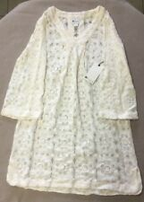 NWT S STYLUS LACEY TOP