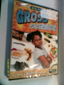 Selectmedia Entertainment Kid Science: Gross Science New and Sealed