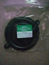 """Mantle Clock Reproduction Back Plate - 4 1/2"""""""
