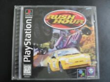 rush hour playstation 1 rare game
