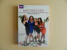 Mistresses Complete Series 1 2 3 DVD Box Set - BBC Drama
