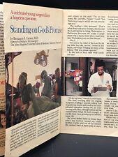 DR. BEN CARSON 1988 Guideposts Magazine Religious Inspiration